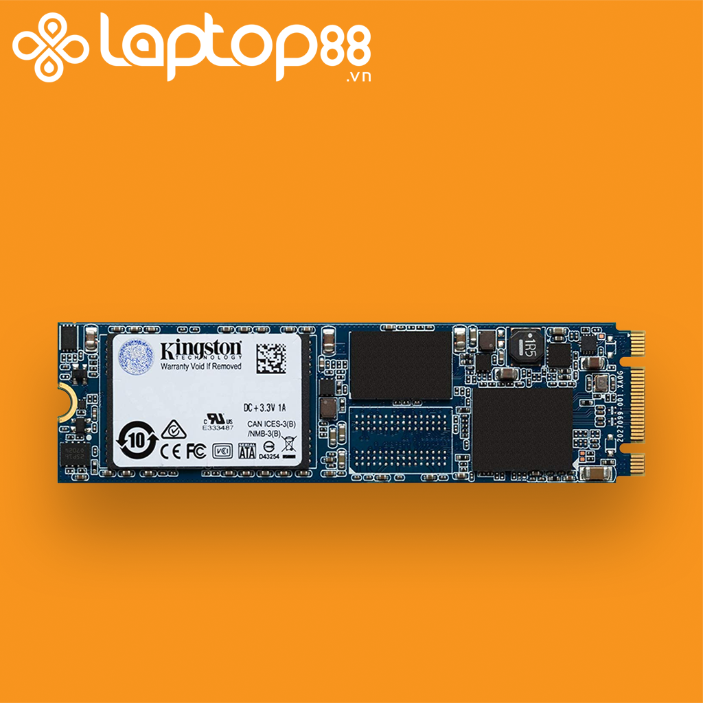 M.2 2280 SATA III - Kingston UV500 120GB1