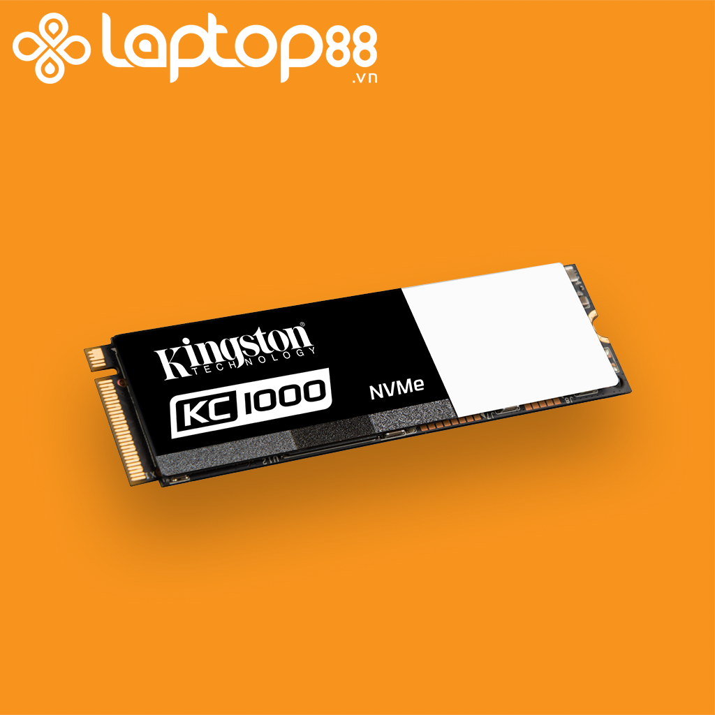 M.2 2280 NVMe PCIe - Kingston KC1000 480GB