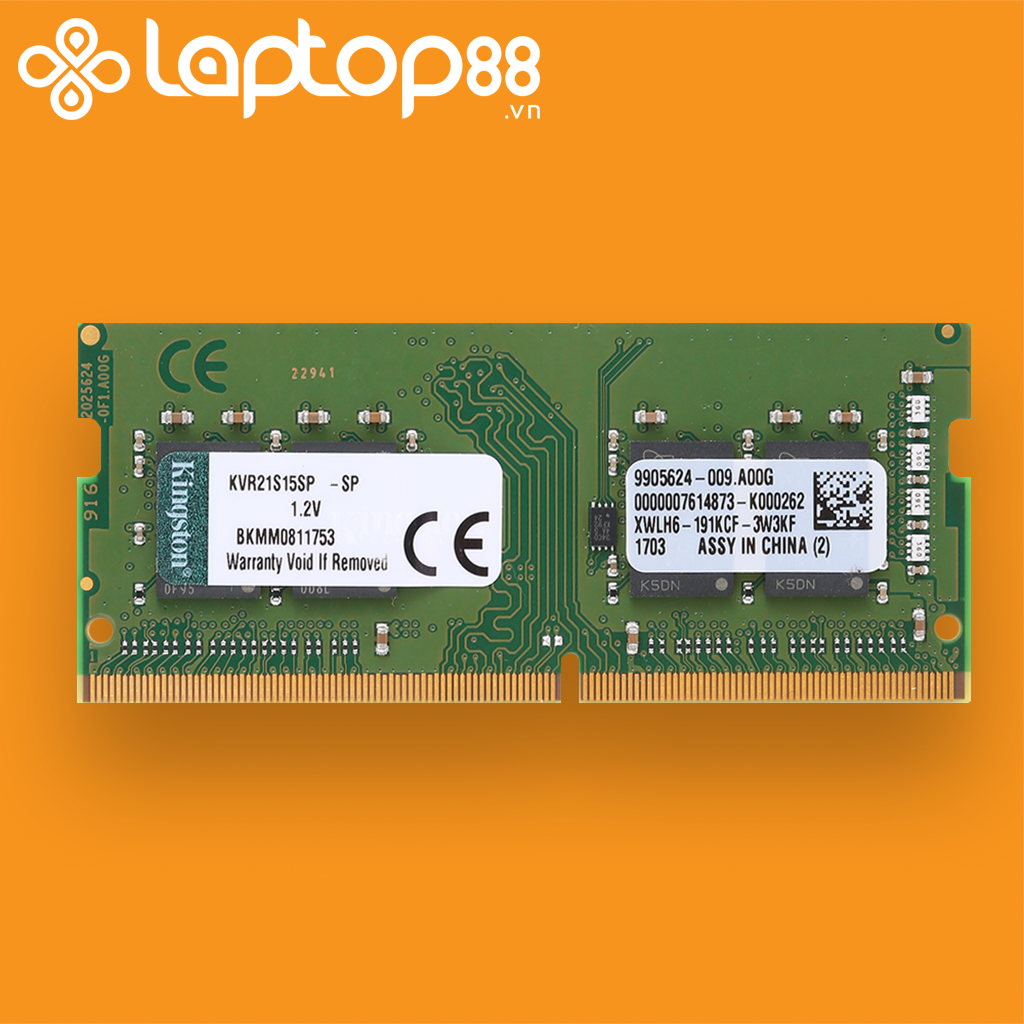 RAM Laptop - Kingston 8GB PC4 2666Mhz0