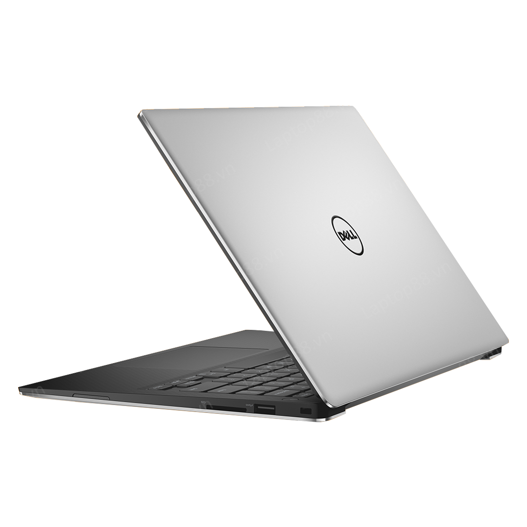 Laptop Dell XPS 9360 (Intel Core i7 7500U, RAM 8GB, SSD NVMe 256GB, Intel Iris Plus Graphic 640, 13.3 inch FullHD)