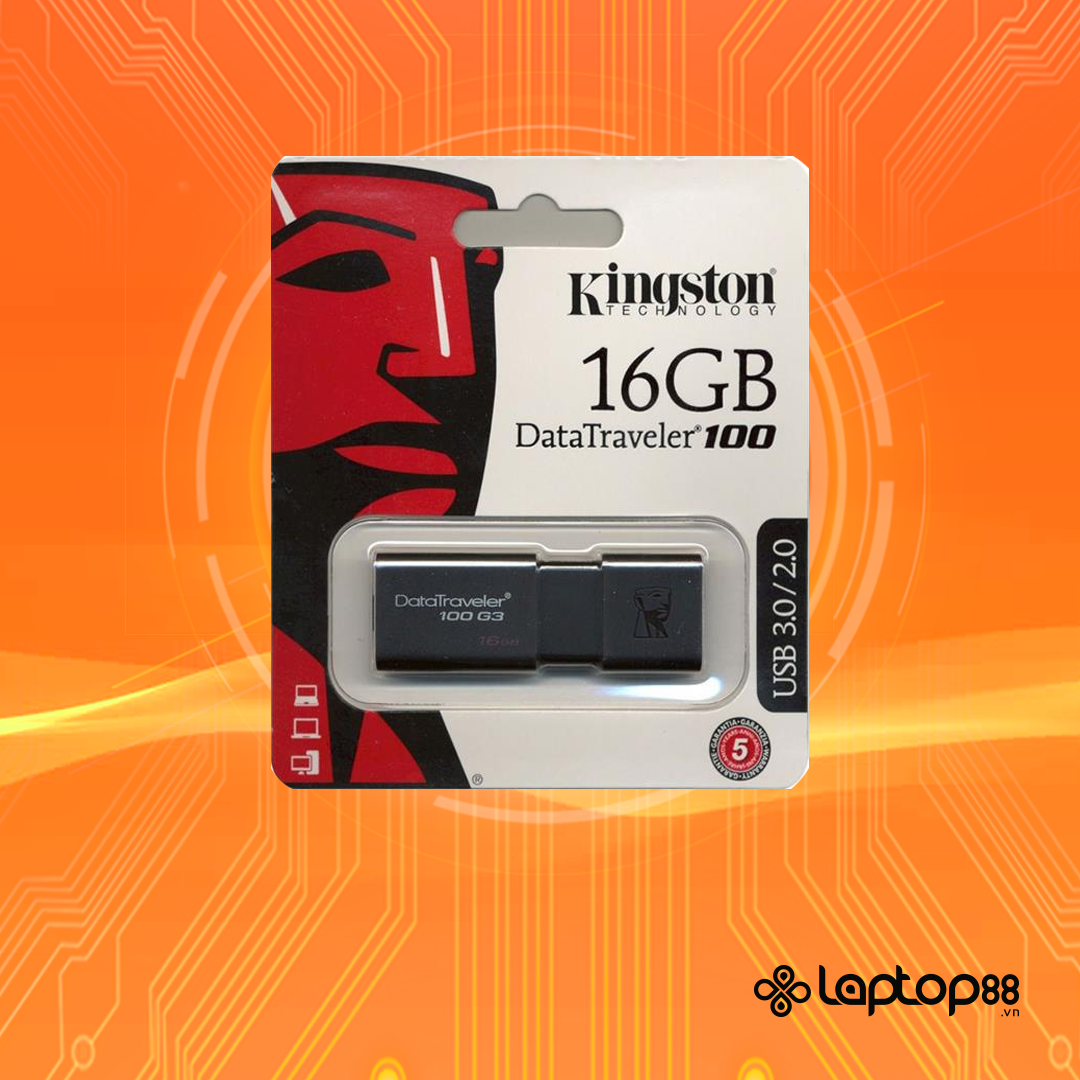 USB Kingston DT100G3 16GB