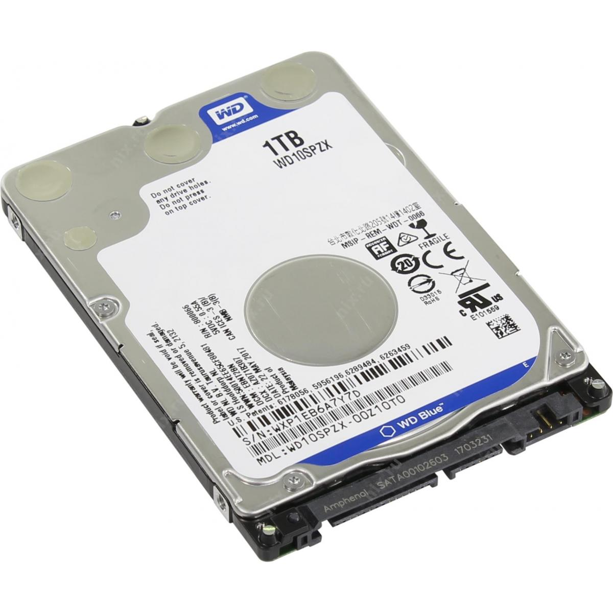Ổ cứng laptop Seagate, Toshiba, WD OEM - Dung lượng 1TB - 5400RPM