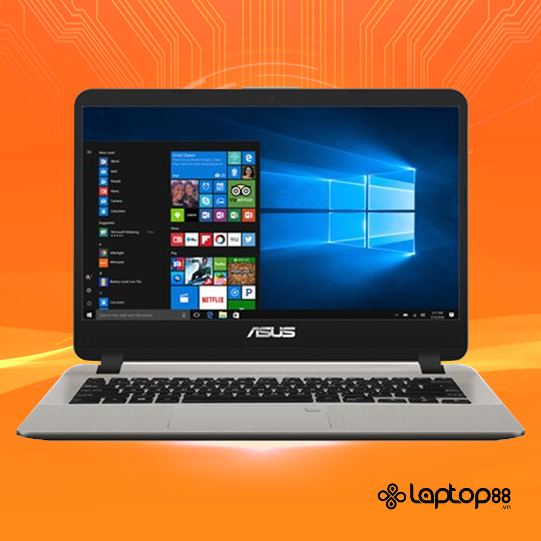 [Mới 100% Full-Box] Laptop Asus X407UA BV551T - Intel Pentium
