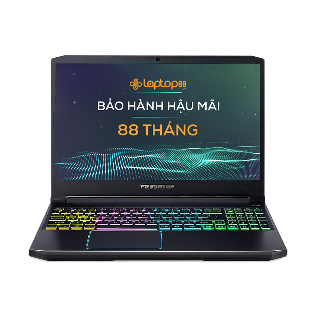 [Mới 100% Full box] Laptop Gaming Acer Predator Helios PH315-52-78HH - Intel Core i7