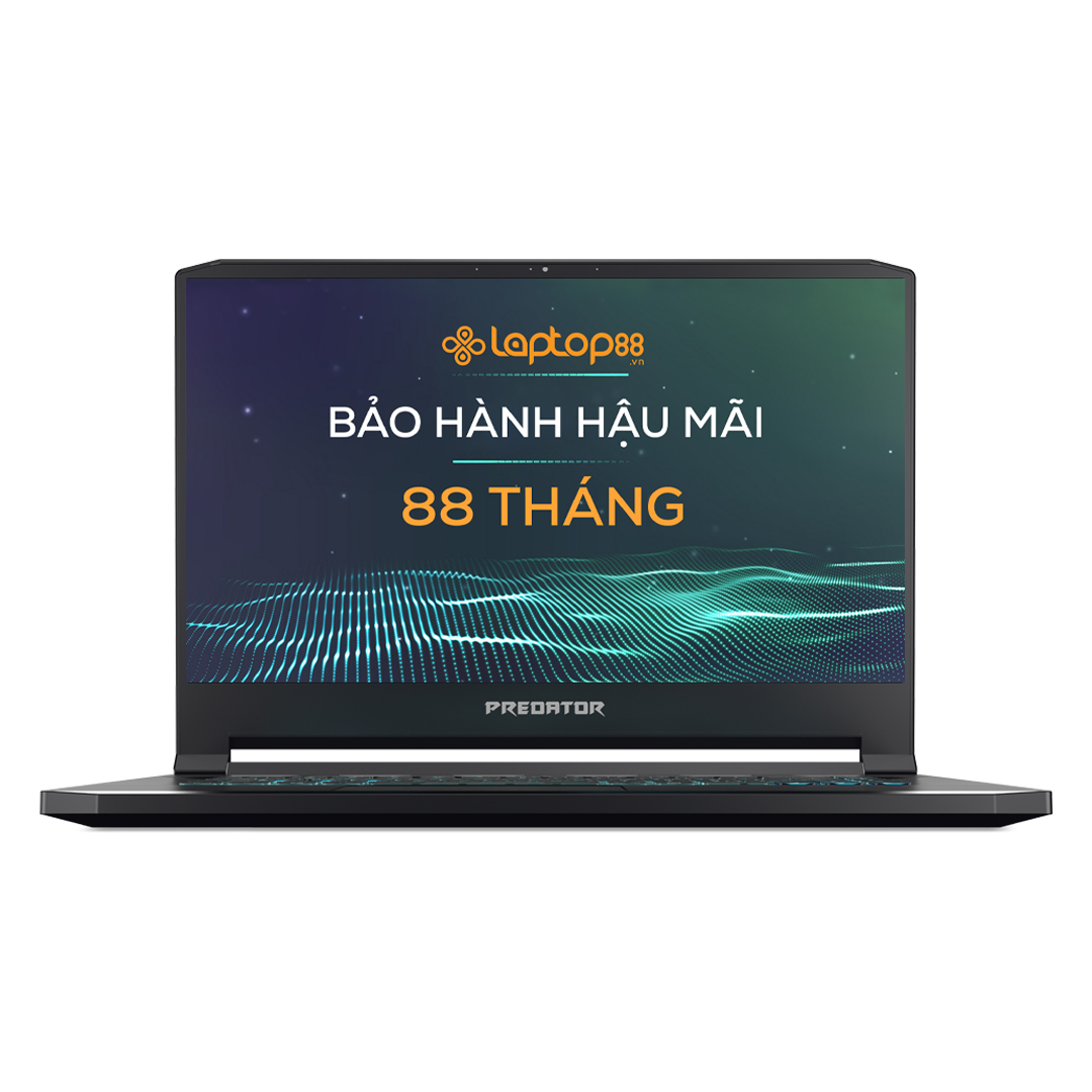 [Mới 100% Full box] Laptop Gaming Acer Predator Triton 500 PT515-51-763U - Intel Core i7