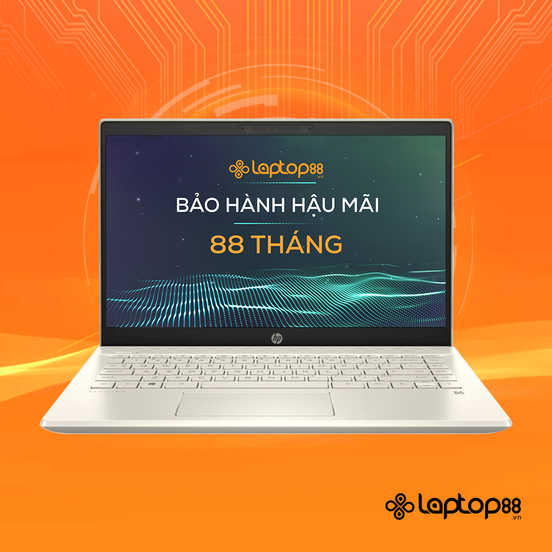 [Mới 100% Full Box] Laptop HP 14-ce3019TU 8QP00PA - Intel Core i5