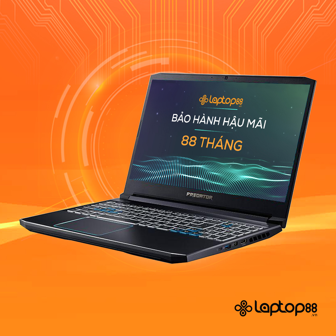 [Mới 100% Full Box] Laptop Acer Predator Helios PH315-52-78MG - Intel Core i7