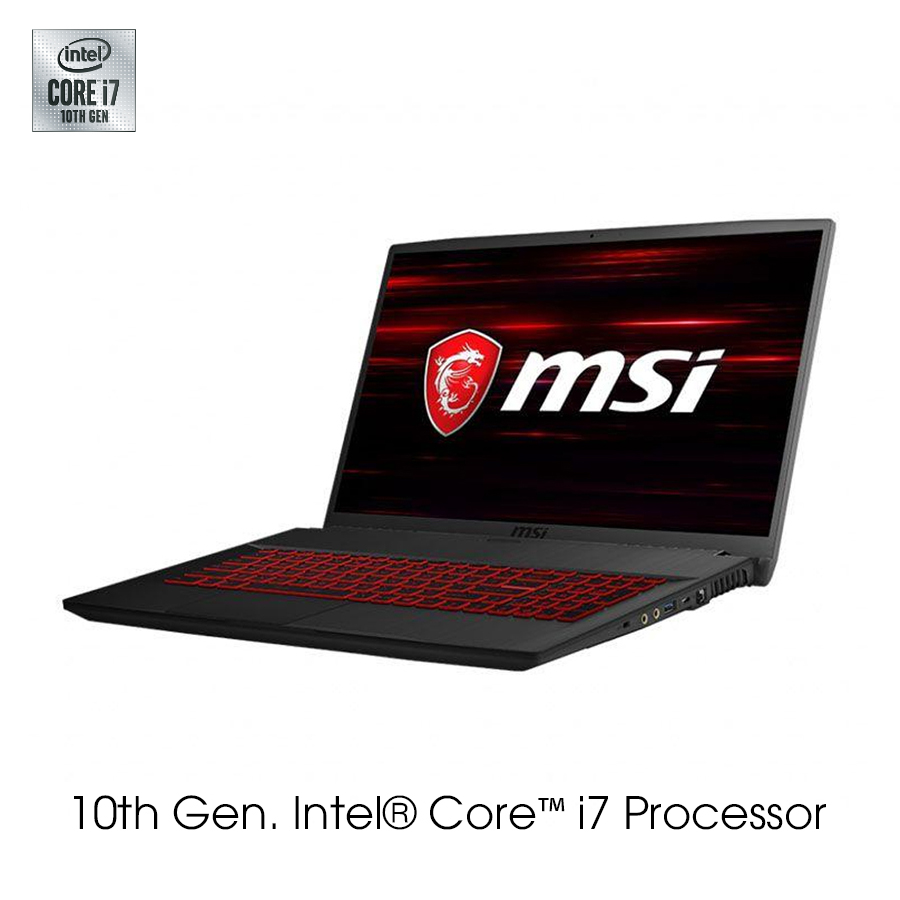 [Mới 100% Full Box] Laptop MSI GF75 Thin 10SCXR 038VN - Intel Core i7