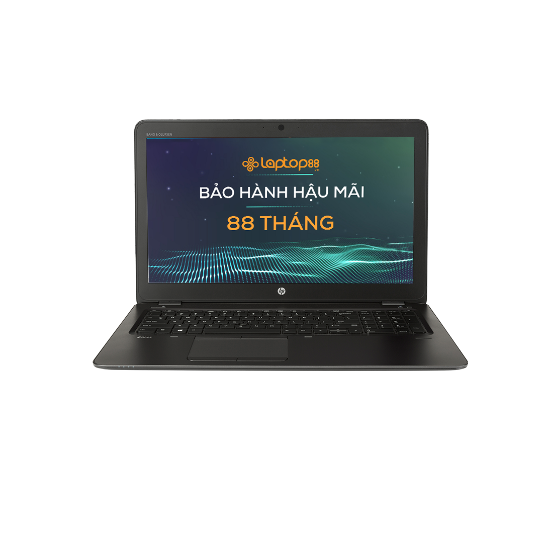 Laptop cũ HP Zbook 15u G3  - Intel Core i5