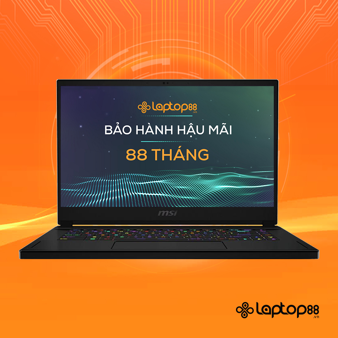 [Mới 100% Full Box] Laptop MSI GS66 Stealth 10SE 213VN - Intel Core i7