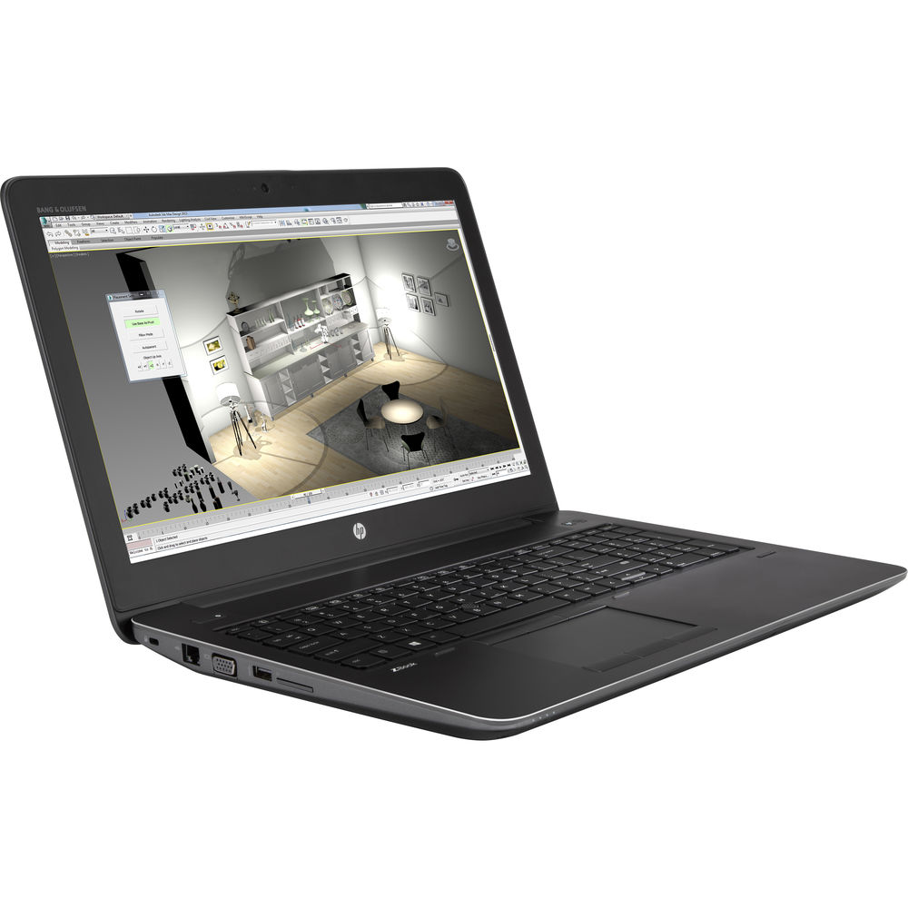 Laptop Cũ HP Zbook 15 G4 - Intel Core i7