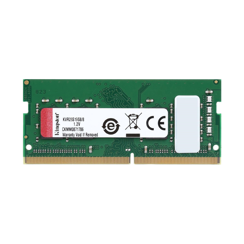 Ram Laptop DDR4 Kingston 8GB - Bus 3200MHz