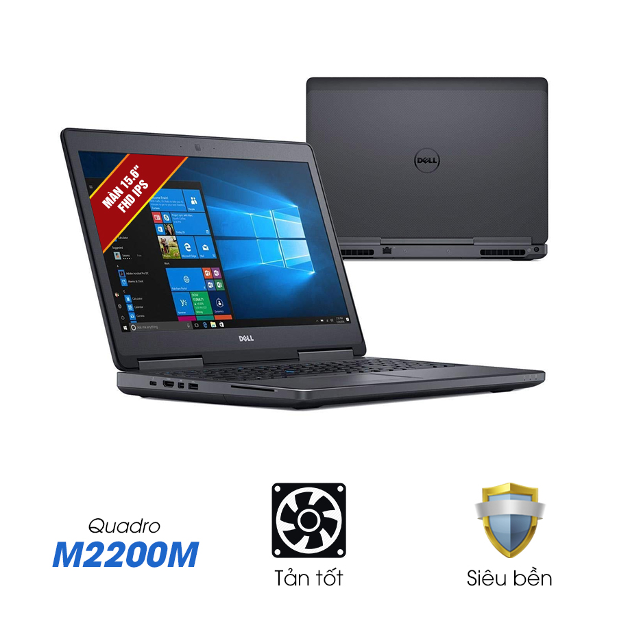 [Pre-Order]Laptop Cũ Dell Precision 7520 - Intel Core i7