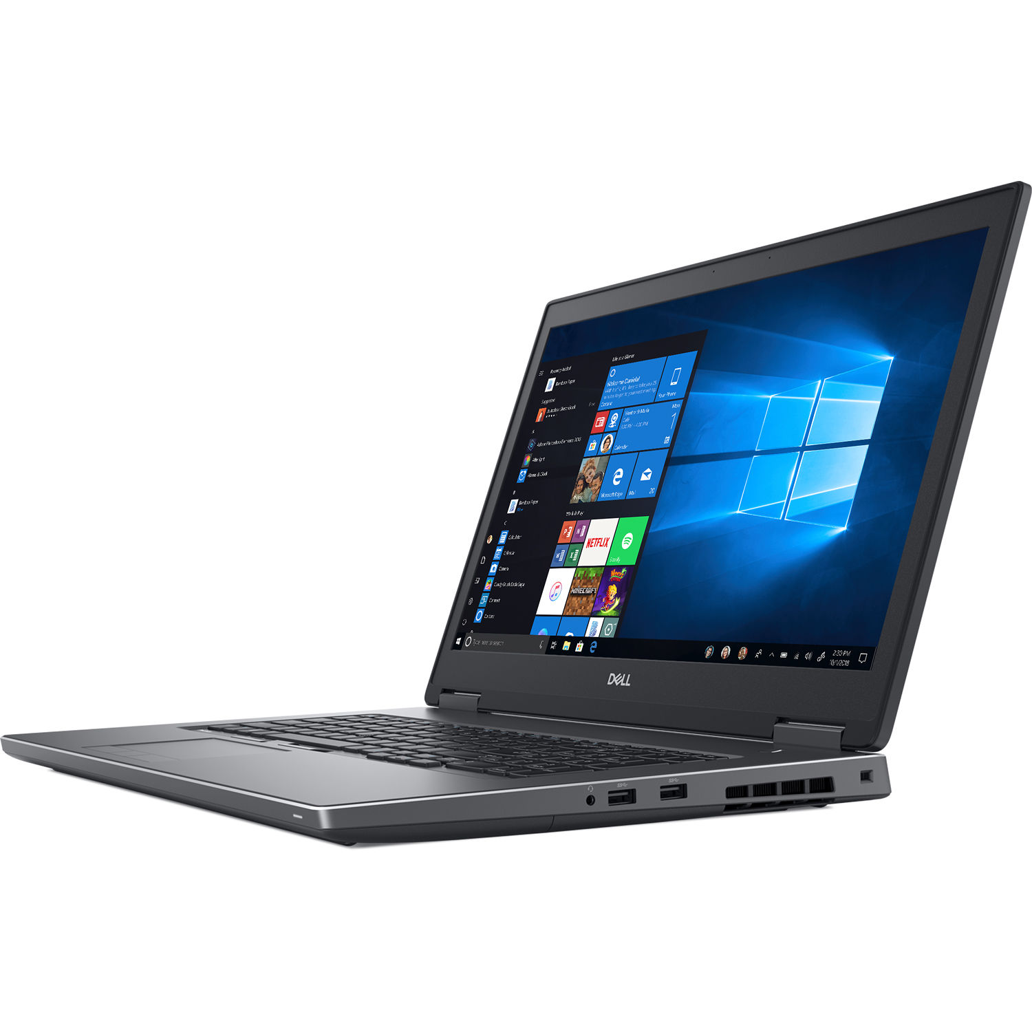 [Pre-Order]Laptop Workstation Cũ Dell Precision 7730 - Intel Core i7 - Quadro P4200