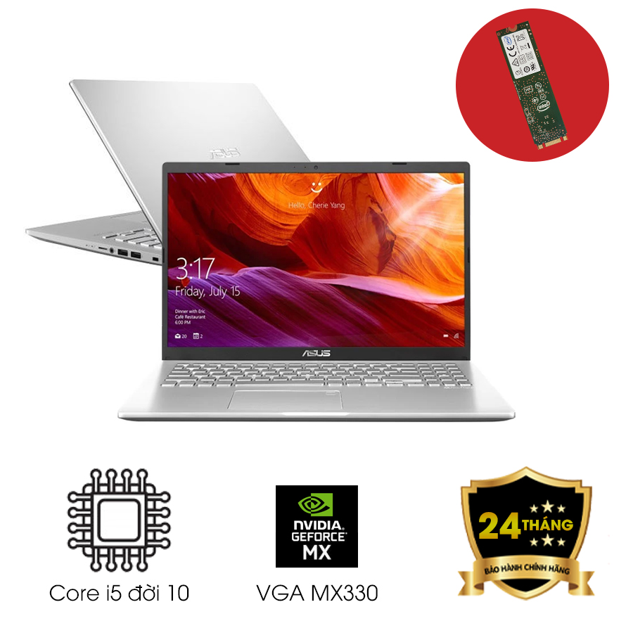 [Mới 100% Full Box] Laptop Asus X509JP-EJ012T - Intel Core i5