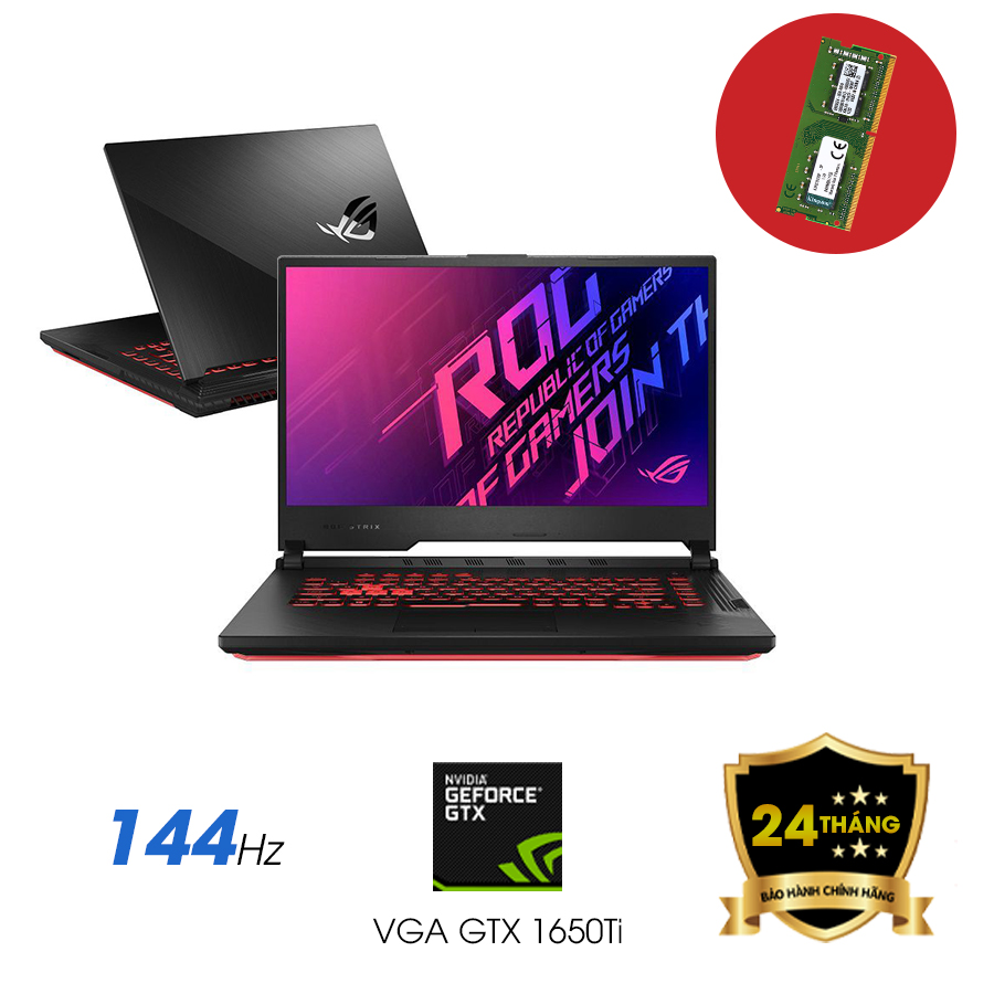 [Mới 100% Full Box] Laptop Asus G512-IAL013T - Intel Core i5