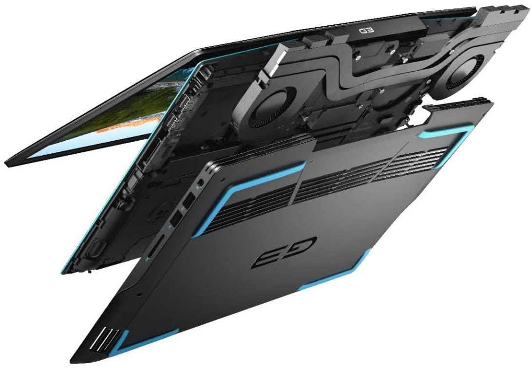 Dell Gaming G3 3590 i7 - Bền bỉ, lịch lãm, chiến game mạnh mẽ