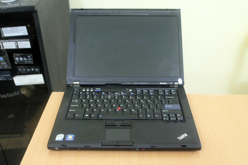 Laptop Lenovo Thinkpad T61 (Core 2 Duo T7300, RAM 2GB, 80GB, Intel GMA X3100, 14.1 inch)