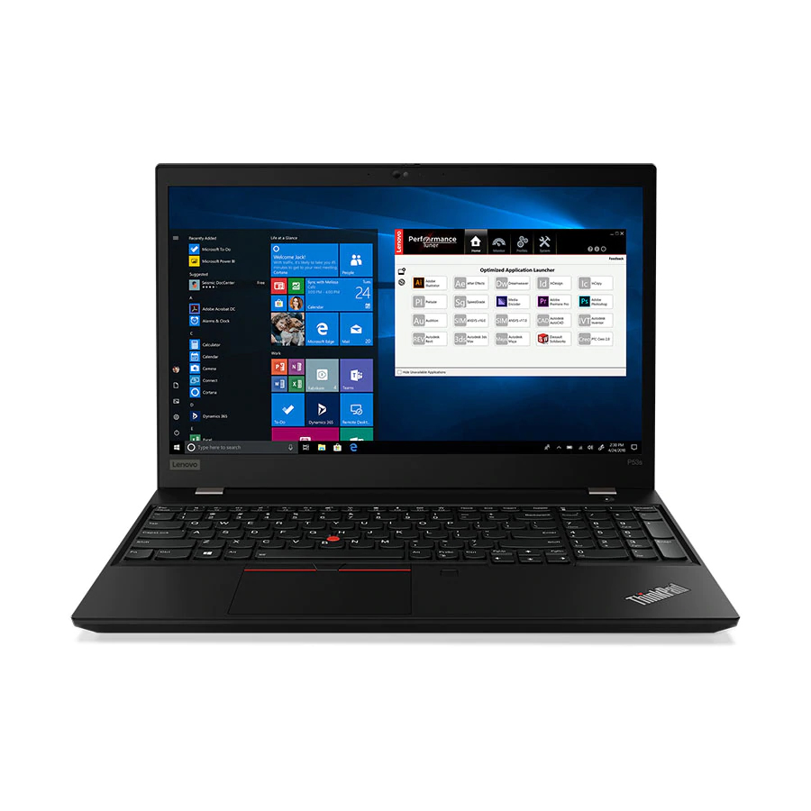 Laptop Cũ Lenovo Thinkpad P53s - Intel Core i7
