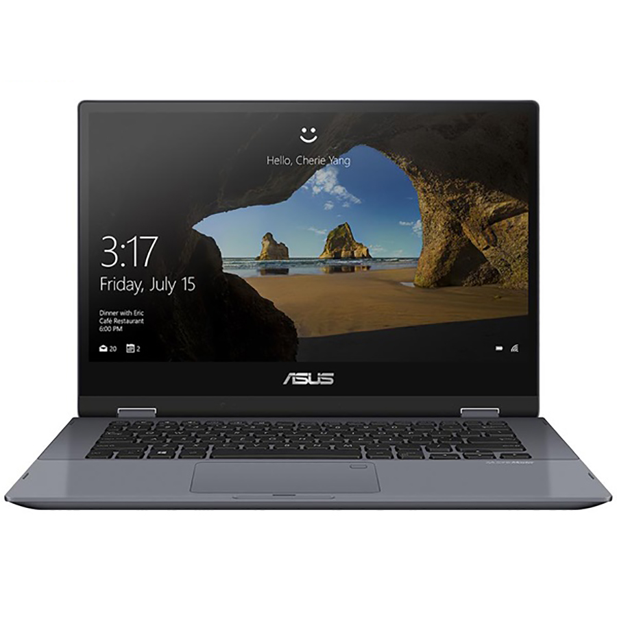 [Mới 100% Full Box] Laptop Asus Vivobook Flip TP412FA-EC608T - Intel Core i3