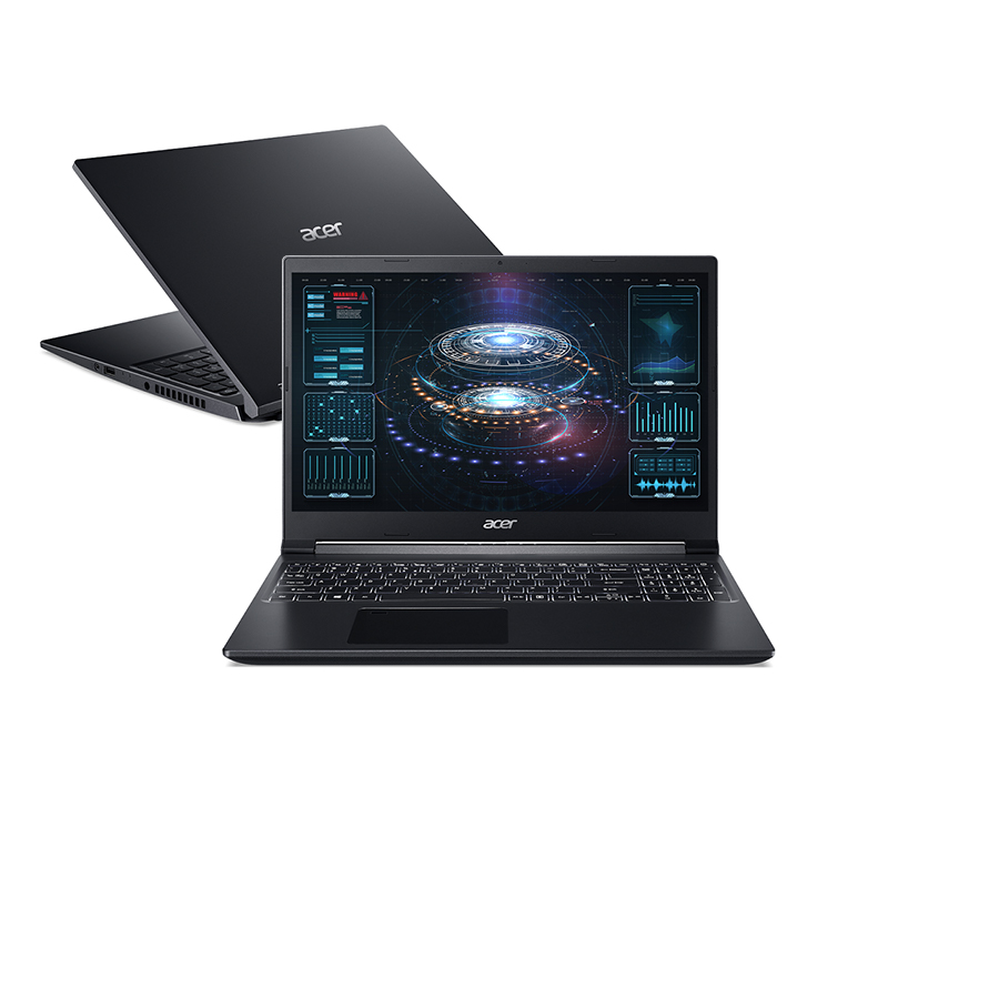 [Mới 100% Full Box] Laptop Acer Aspire 7 A715-41G-R150 - AMD Ryzen 7