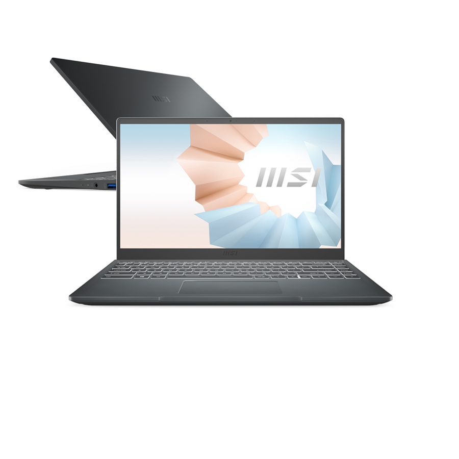 [Mới 100% Full Box] Laptop MSI Modern 14 B11M-073VN - Intel Core i7