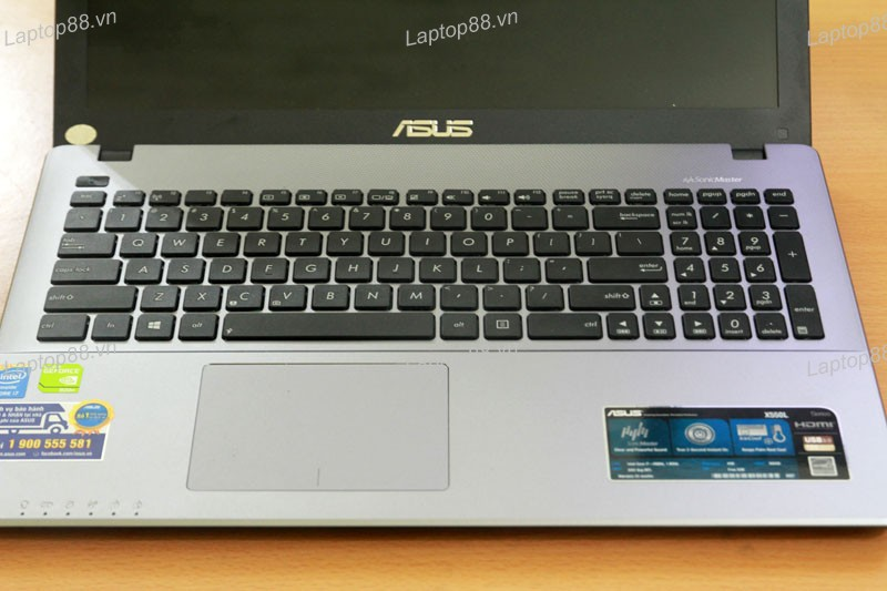 Laptop Asus X550LD (Core i7 4500U, RAM 4GB, HDD 500GB, Nvidia Geforce GT 820M, 15.6 inch)4