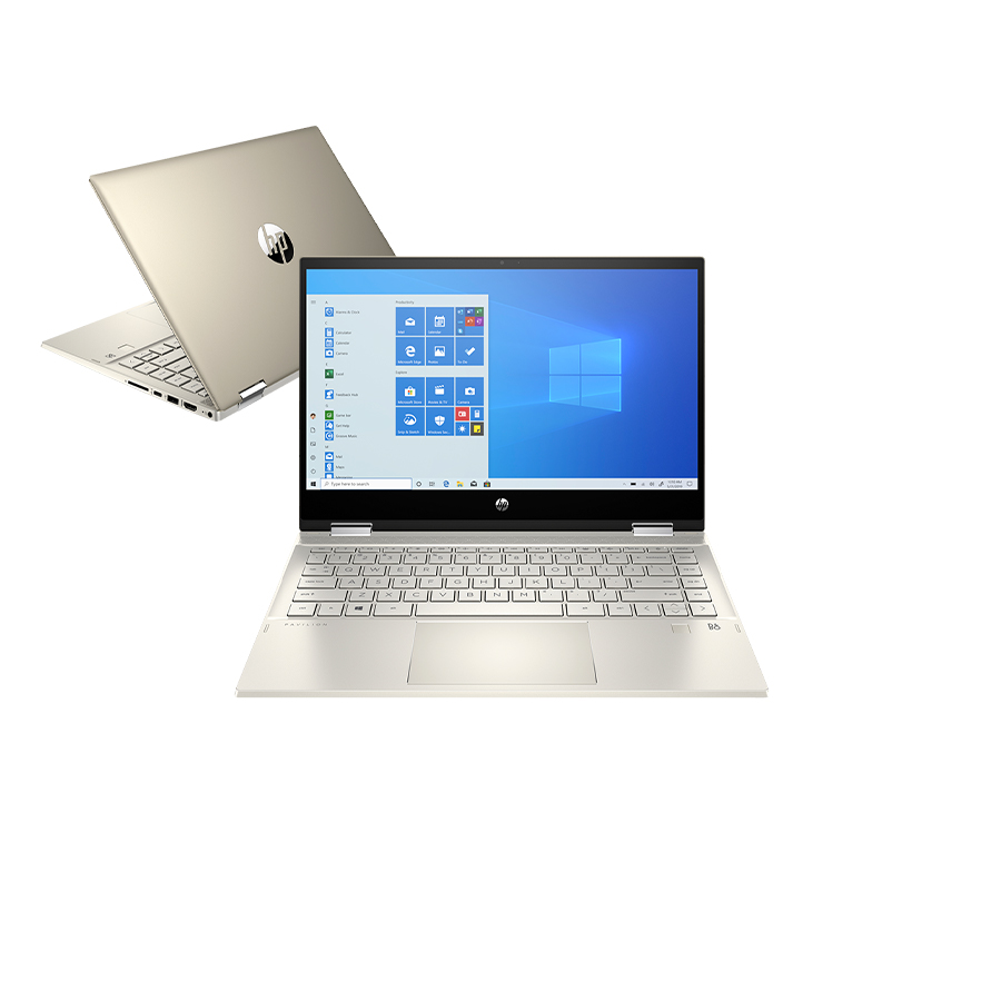 [Mới 100% Full Box] Laptop HP Pavilion x360 14-dw1019TU 2H3N7PA - Intel Core i7