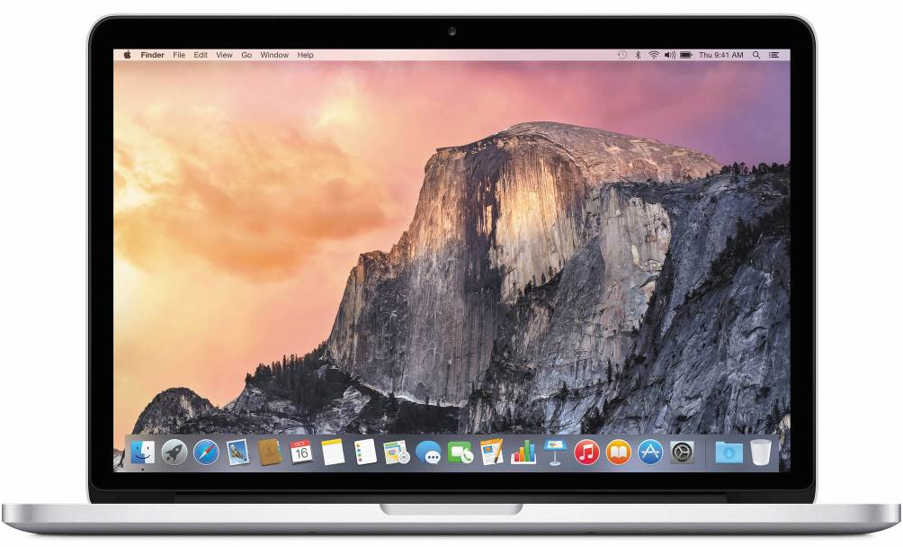 Macbook Pro 2015 13 inch Retina Cũ (i5 2.7GHz/RAM 8GB/SSD 256GB)