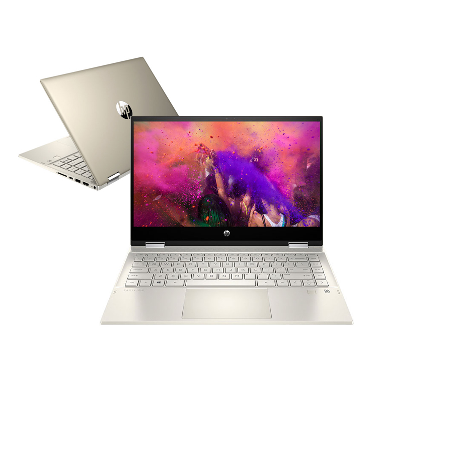 [Mới 100% Full Box] Laptop HP Pavilion x360 14-dw1017TU 2H3L9PA - Intel Core i3