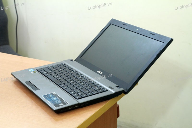 Laptop Asus Pro4JS (Core i3 2350M, RAM 2GB, HDD 320GB, Nvidia Geforce GT 520M, 14 inch)