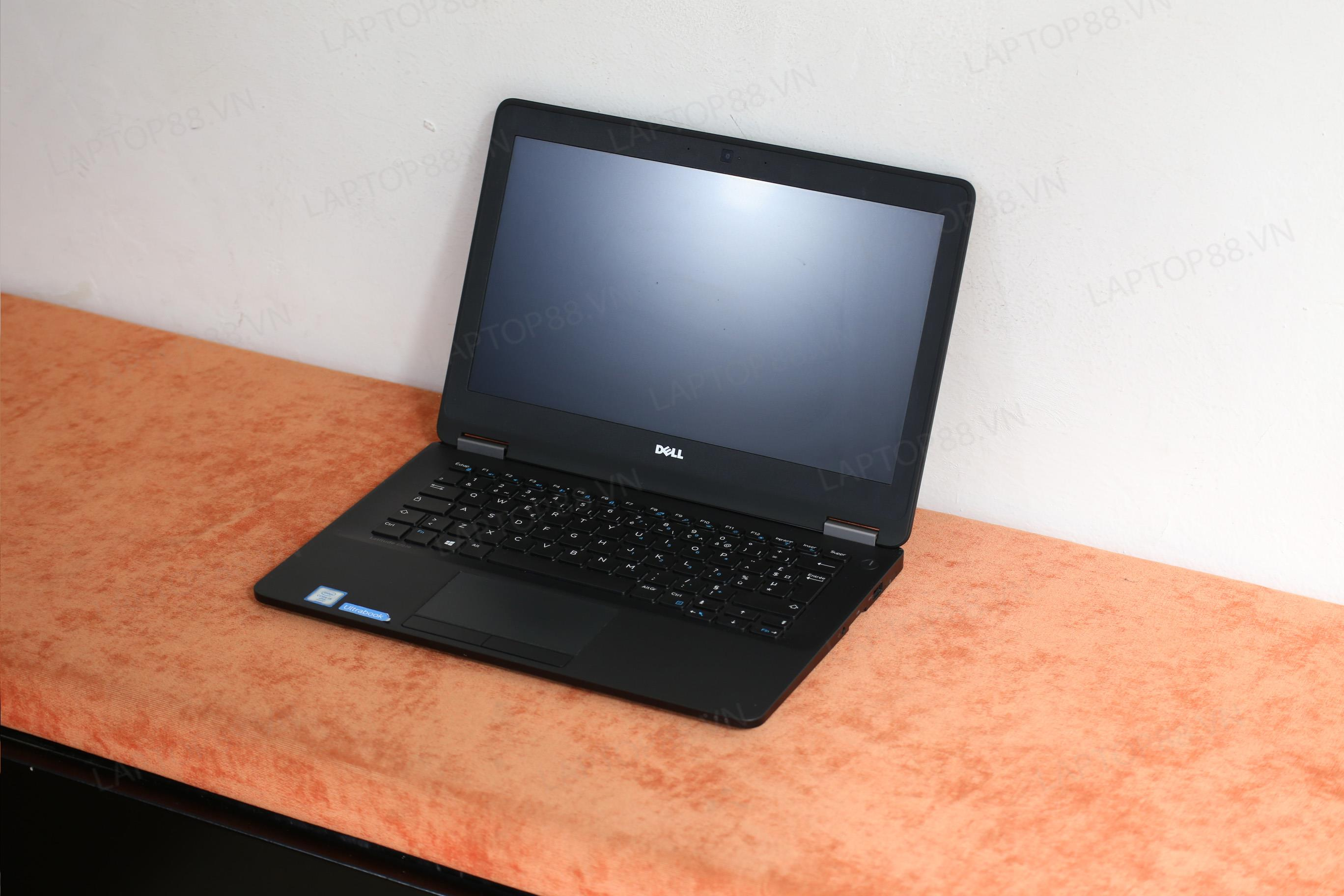 Laptop Cũ Dell Latitude E7270 - Intel Core i3