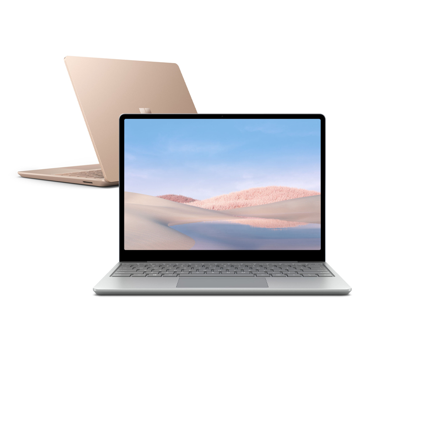 [Mới 100%] Surface Laptop Go Platinum/Gold - Intel Core i5