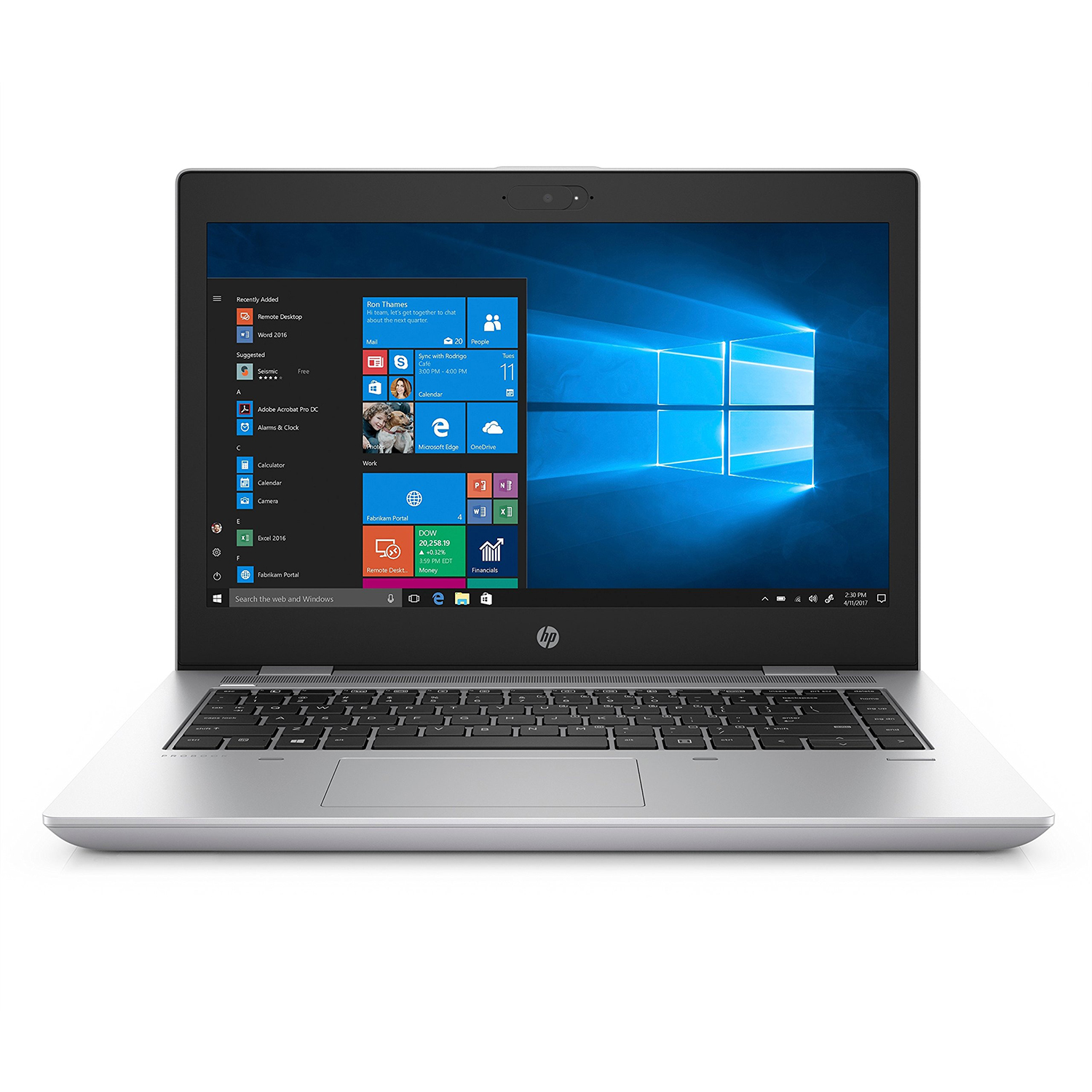 Laptop Cũ HP Probook 640 G4 - Inttel Core i5