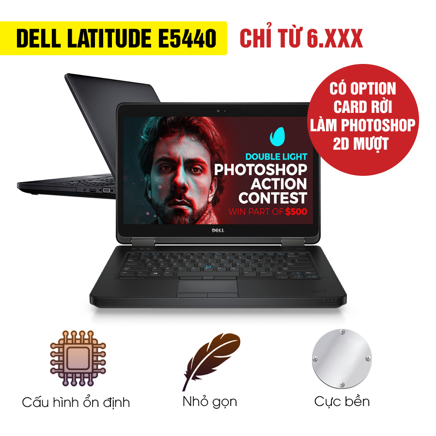 Laptop Cũ Dell Latitude E5440 Intel Core i5