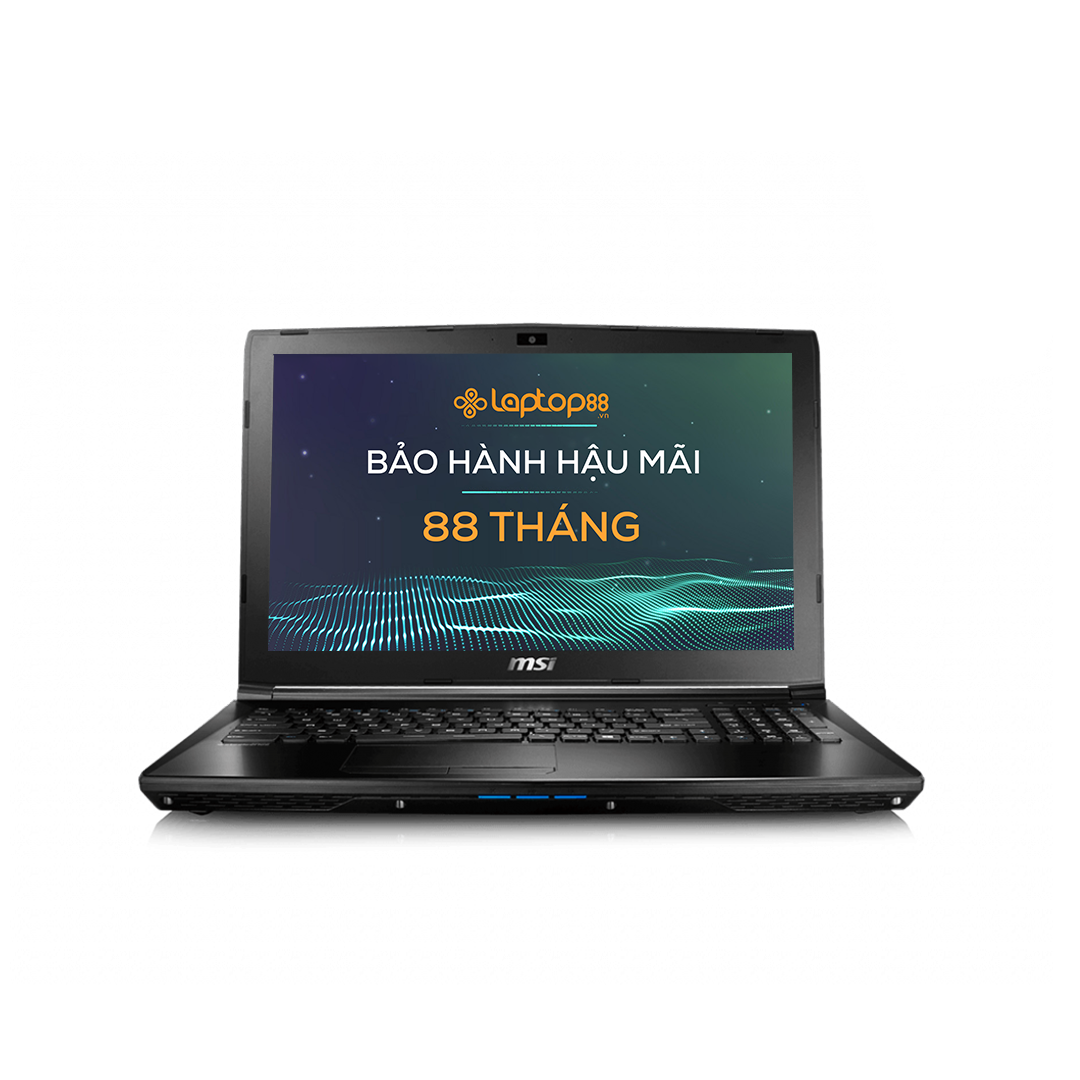 [Mới 99%] Laptop Gaming Cũ MSI GL62M 7RDX 1816XVN - Intel Core i7