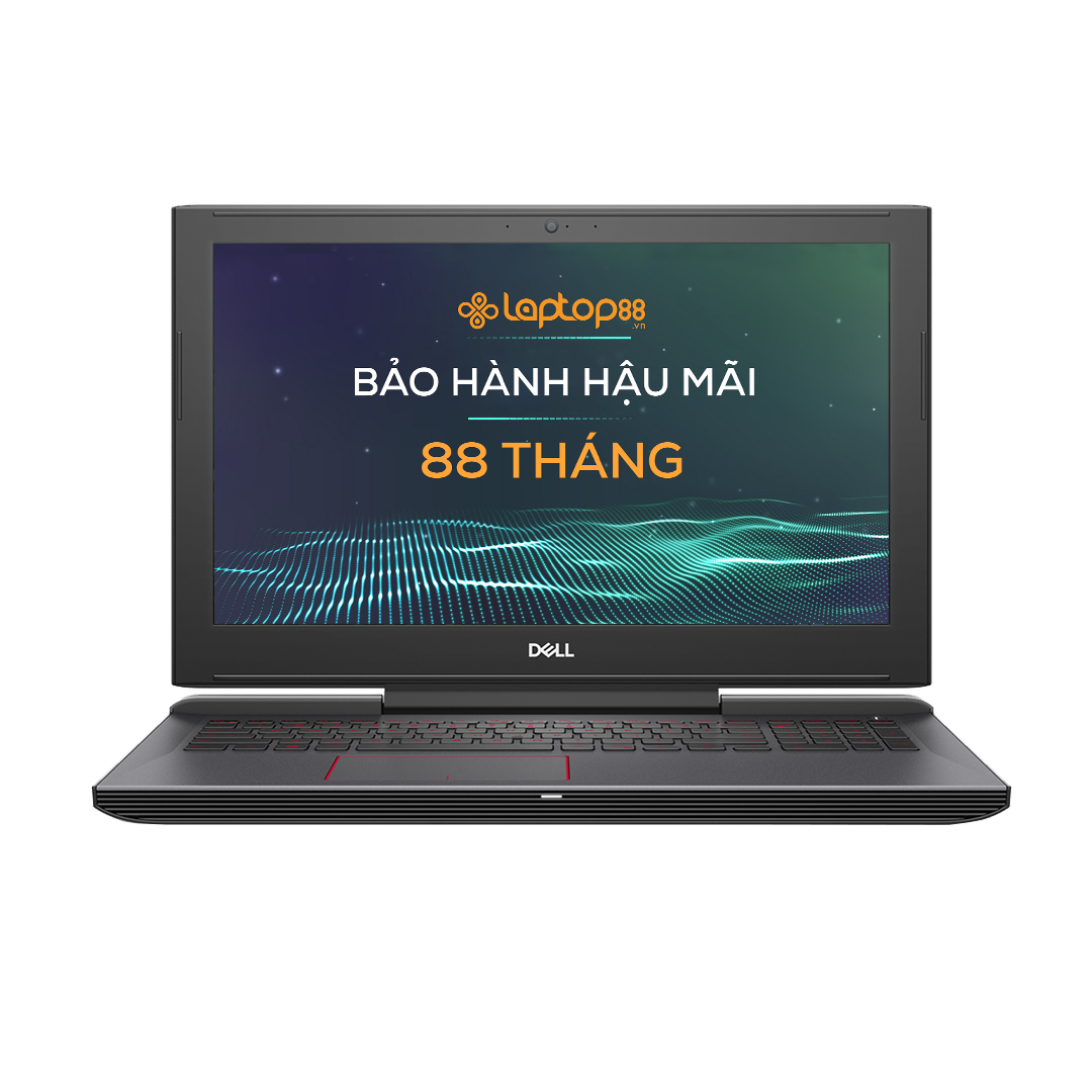 [Mới 100% Full box] Laptop Gaming Dell Inspiron G5 5587 - Intel Core i7 - New