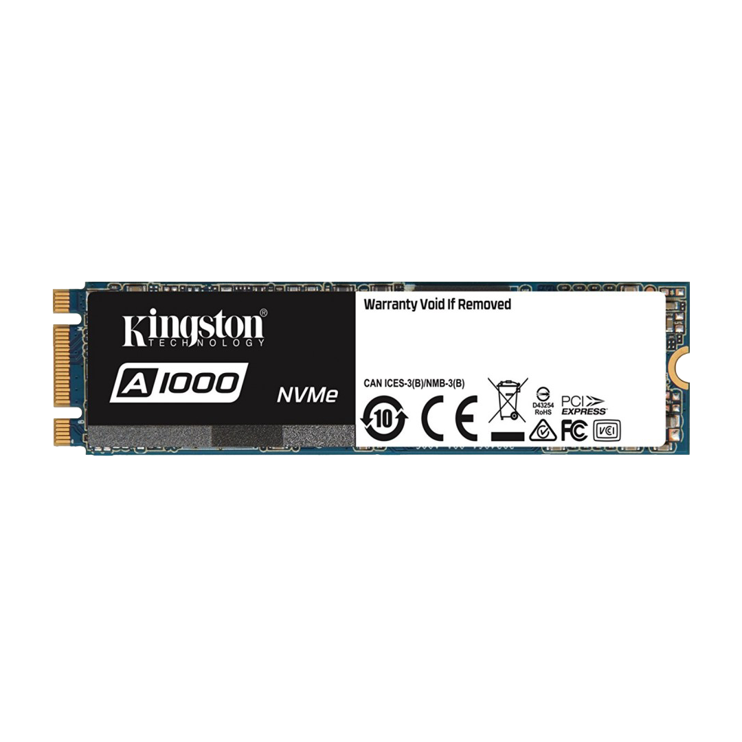 SSD M.2 2280 NVMe PCIe - Kingston A1000 240GB