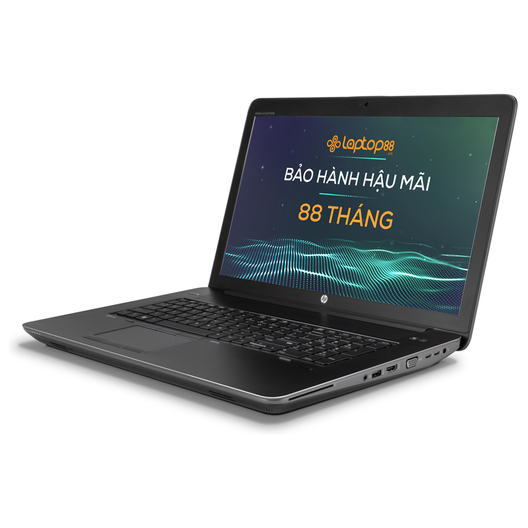 Laptop Cũ Zbook 17 G4 - Intel Core i7