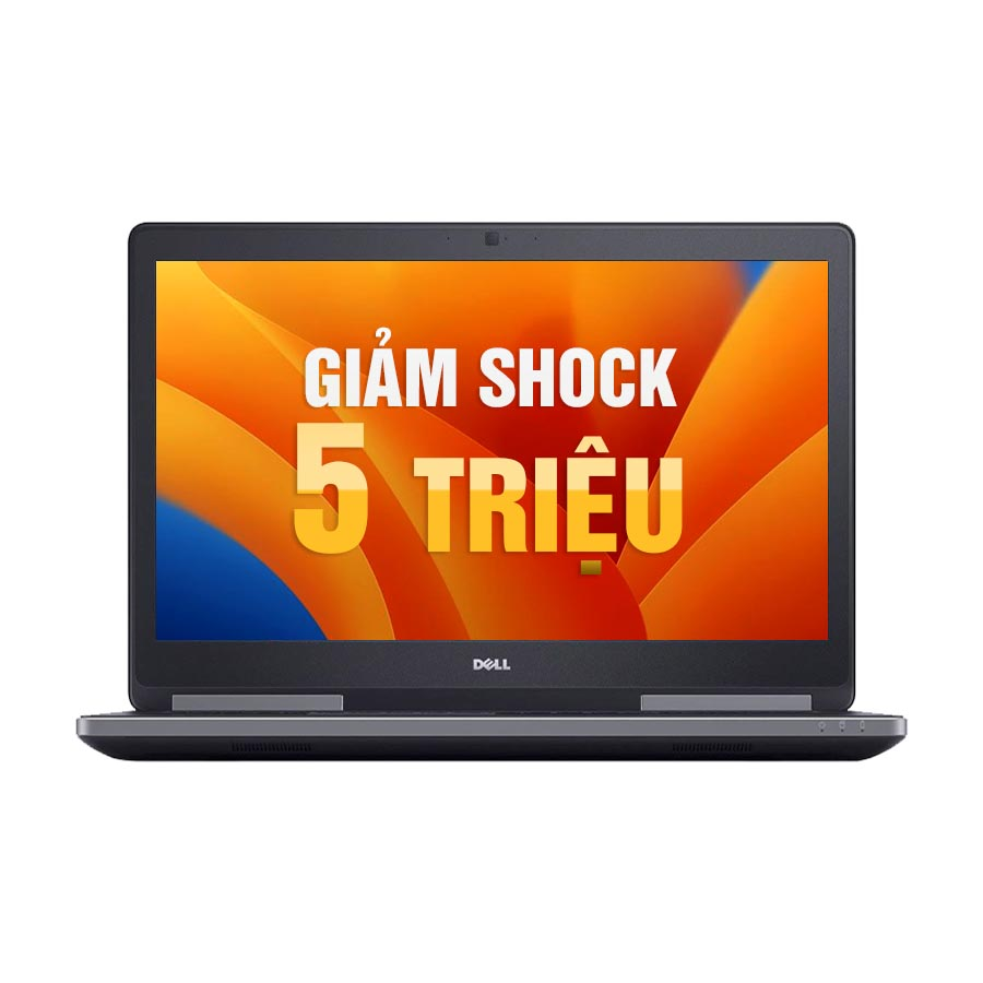 Laptop Cũ Dell Precision 7510 - Intel Core i7