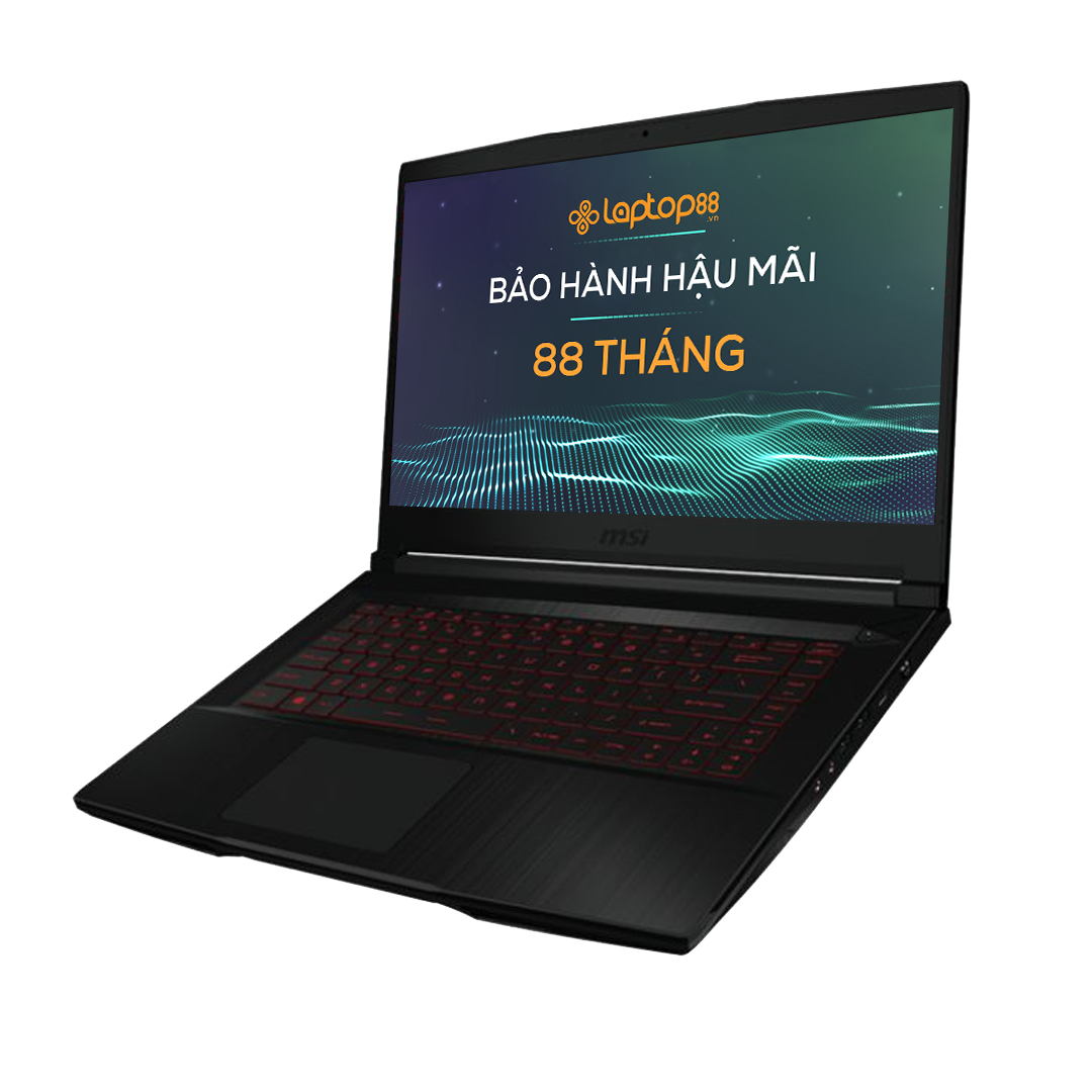 Laptop Gaming Mới MSI GF63 Thin 9SC 071VN - Intel Core i5