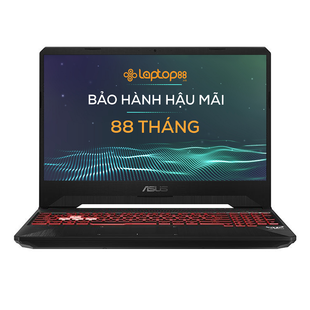 [Mới 100% Full box] Laptop Gaming Asus FX505GD BQ325T - Intel Core i5