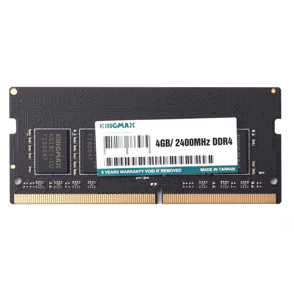 RAM Laptop - Kingmax DDR4 2400Mhz