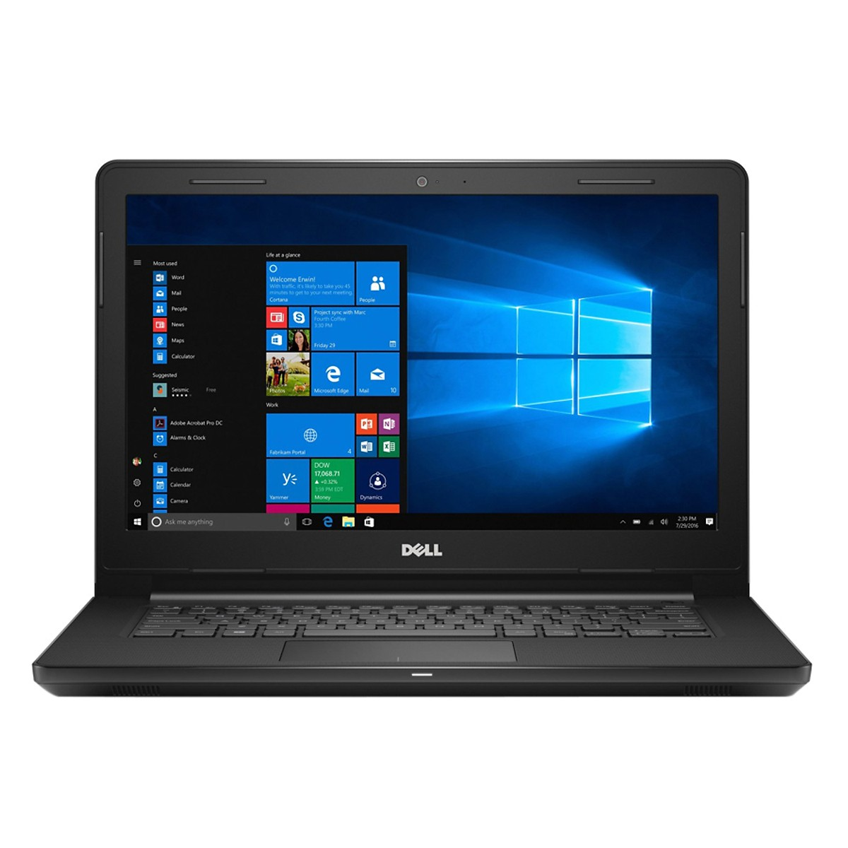 [Mới 100% Full box] Laptop Dell Inspiron 3476 P76G002 - Intel Core i5