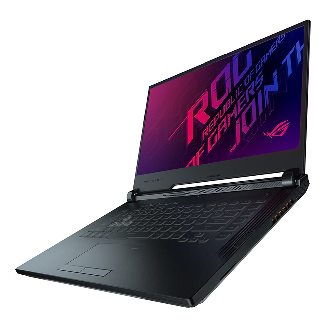 [Mới 100% Fullbox] Laptop Gaming Asus ROG STRIX G G731GT-AU004T	- Intel Core i7
