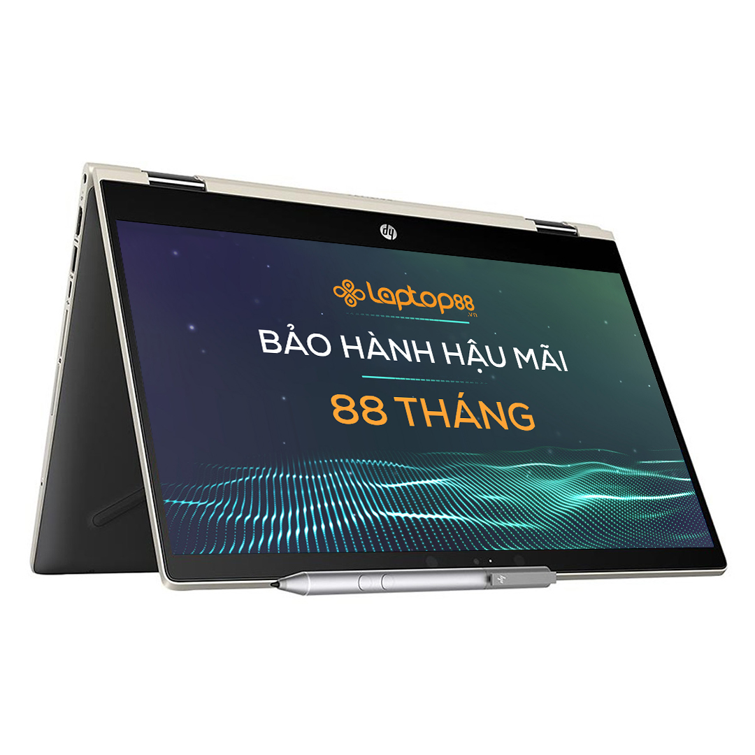 [Mới 100% Fullbox] Laptop HP Pavilion X360 14-cd1018TU - Intel Core i3