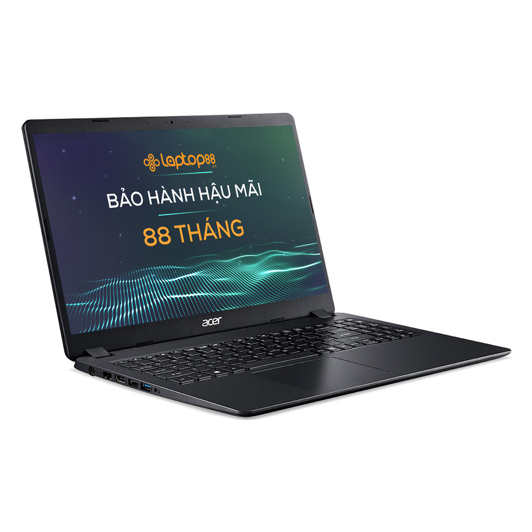 [Mới 100% Full box] Laptop Acer Aspire 3 A315-54-3501  - Intel Core i3