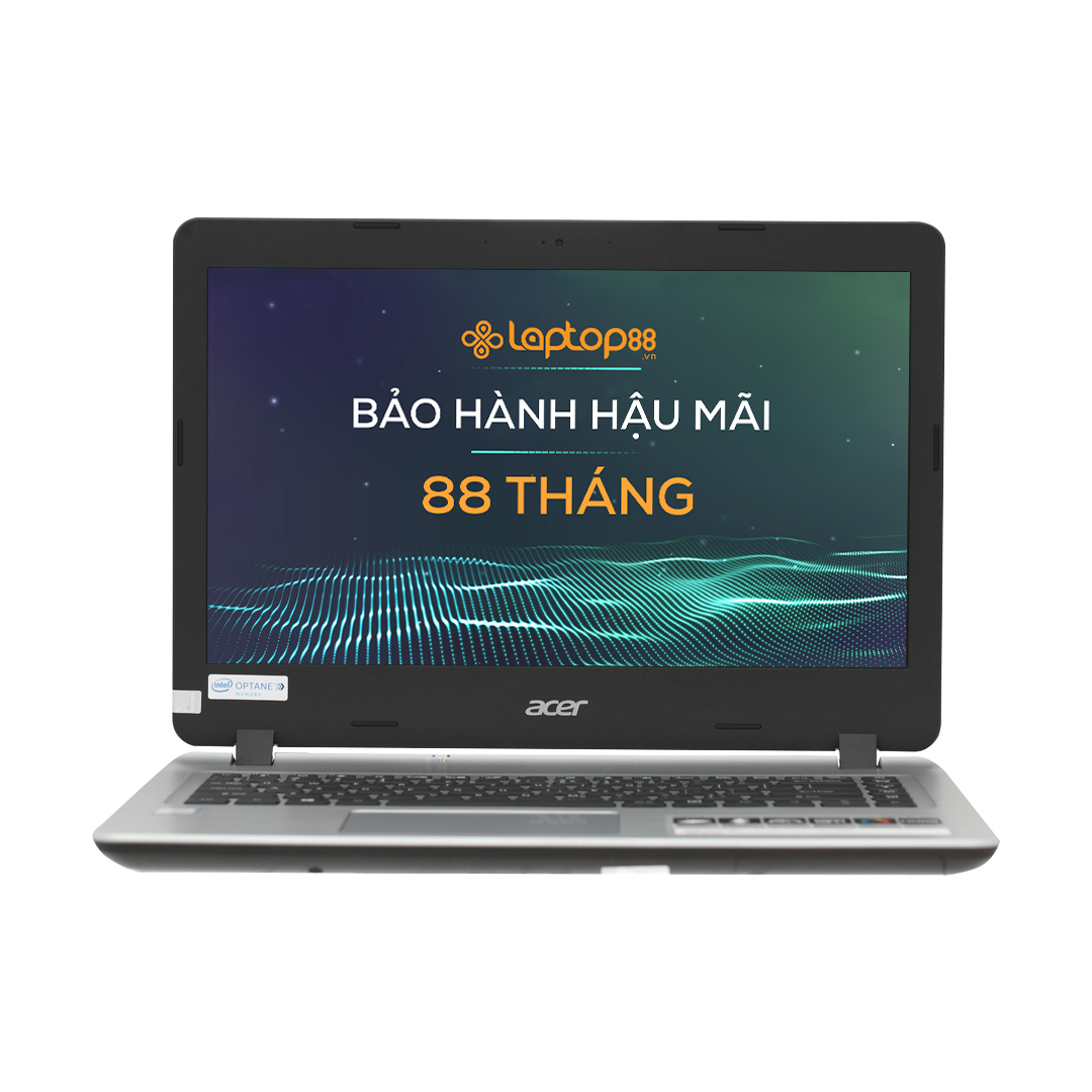 [Mới 100% Full box] Laptop Acer Aspire 5 A514-51-37ZD - Intel Core i3