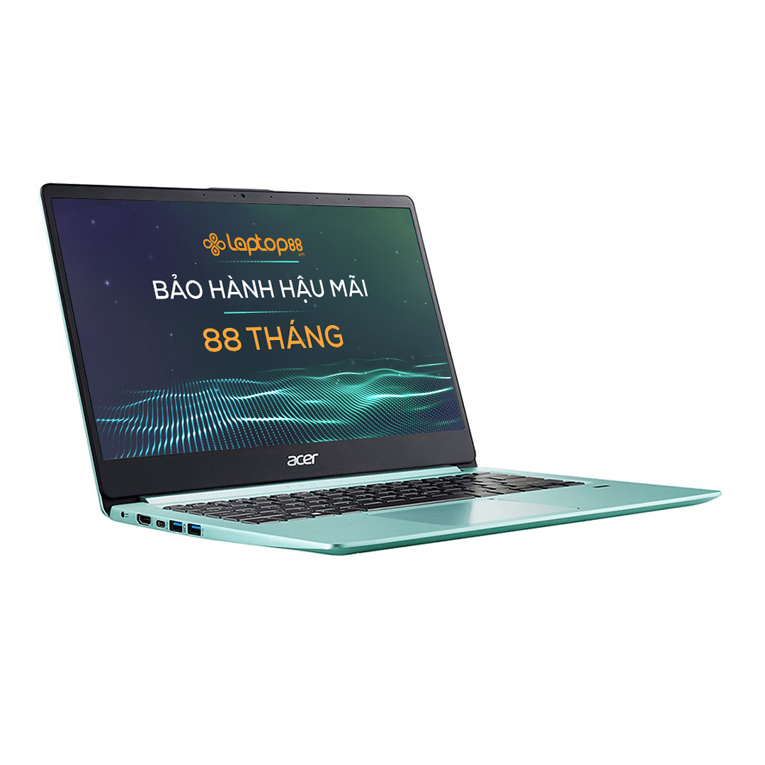 [Mới 100% Full box] Laptop Acer Swift 1 SF114-32-P2SG & SF114-32-P8TS - Intel Pentium