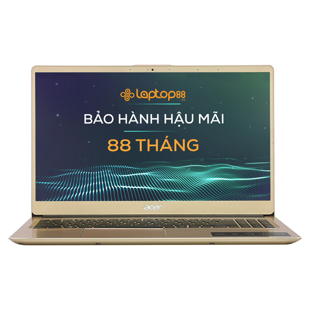 [Mới 100% Full box] Laptop Acer Swift 3 SF315-52-38YQ - Intel  Core i3